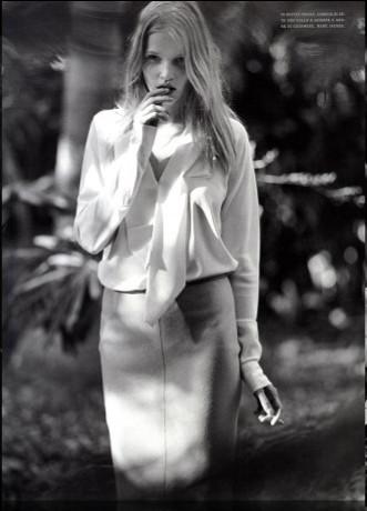 Модель Lara Ston. Изображение № 14.