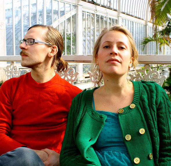 NEWFOUND LAND – болезненно красивый шведский инди-поп. Изображение № 1.