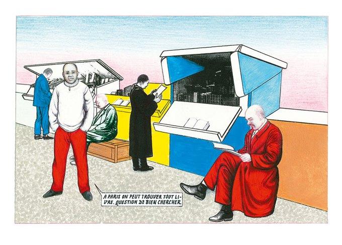 Louis Vuitton выпустили книги о путешествиях с иллюстрациями. Изображение № 21.