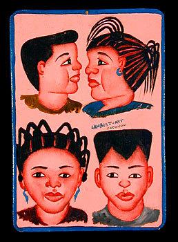 African Hairlooks. Изображение № 6.