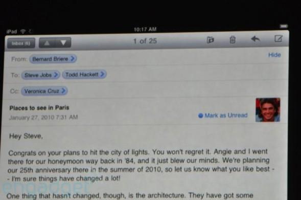 Презентация нового продукта iPad от Apple. Изображение № 27.