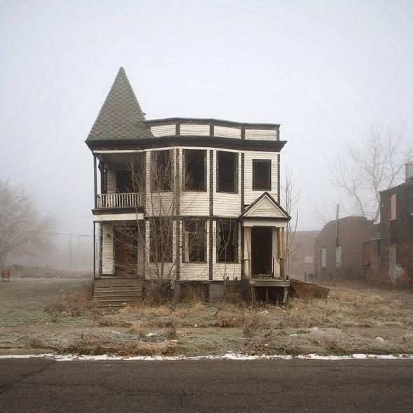 100 заброшенных домов. Изображение № 21.