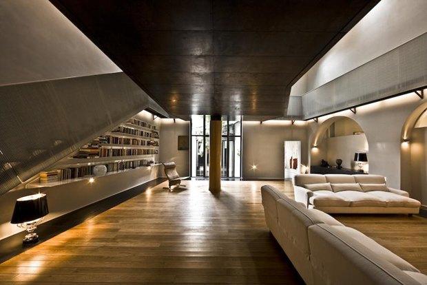 Tree House по проекту MdAA Architetti Associati. Изображение № 34.