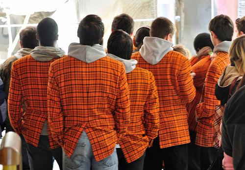 Школьная форма в западных школах: главное – чтобы костюмчик сидел. Изображение № 3.
