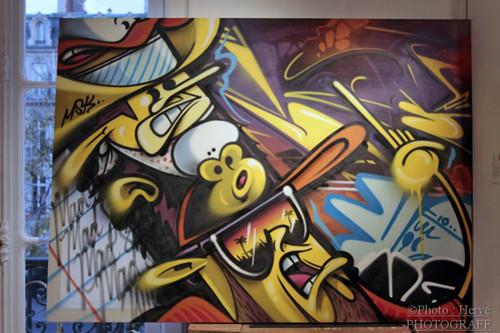 Граффити-аукцион. Изображение № 22.