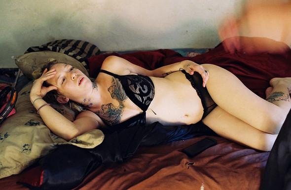 Jessica Dimmock из серии The ninth floor. Изображение № 41.