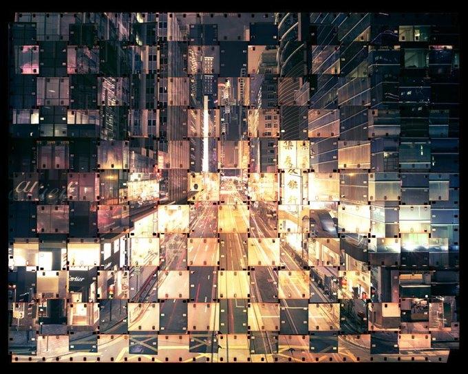 Фотографии из тканных диафильмов от Сын Хун Парка. Изображение № 4.