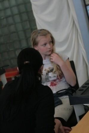 Изображение 9. Воспитанницы детского дома получили консультации стилистов школы ПЕРСОНА.. Изображение № 9.