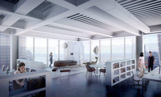 Представлен проект третьей повысоте башни Манхэттена. Изображение № 16.