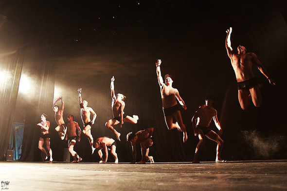 """Фотоотчет с закрытия театрального сезона театра танца """"Искушение"""".. Изображение № 30."""