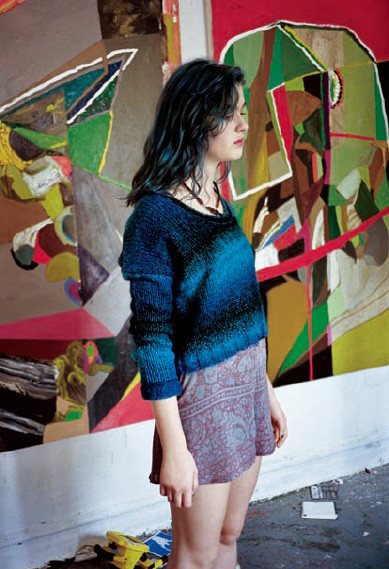 Лукбук: Urban Outfitters Early Fall 2011. Изображение № 13.