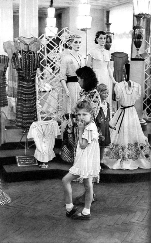 Каждой Советской Женщине – Платье отДиора. Изображение № 4.