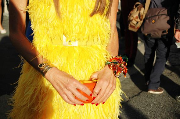 Milan Fashion Week! Детали!. Изображение № 8.