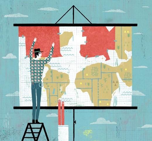 Горячий чилийский иллюстратор Nomono. Изображение № 7.