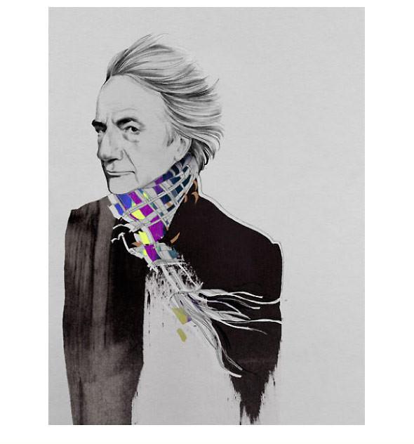 Cecilia Carlstedt — бумага, карандаш ичувства. Изображение № 3.
