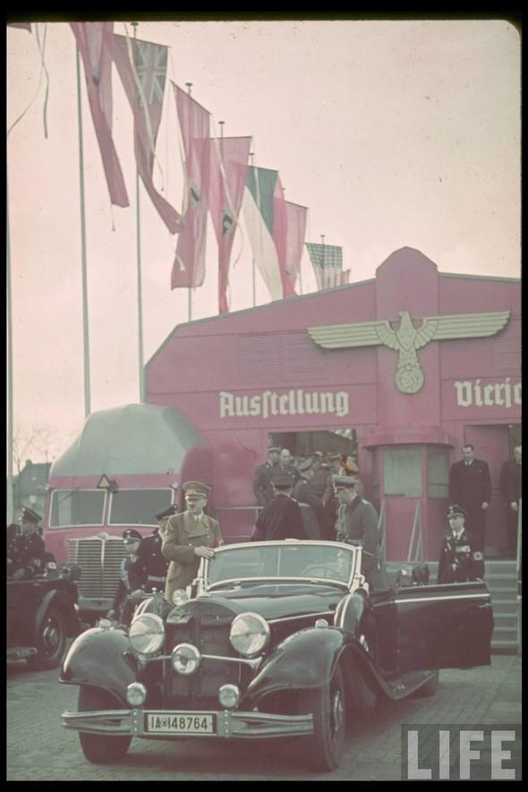 100 цветных фотографий третьего рейха. Изображение №37.