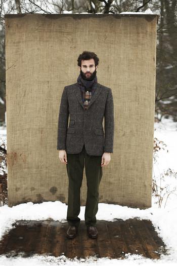 Мужские коллекции осень-зима 2010 от Hackett, Gloverall, D.S.Dundee, Barbour. Изображение № 13.
