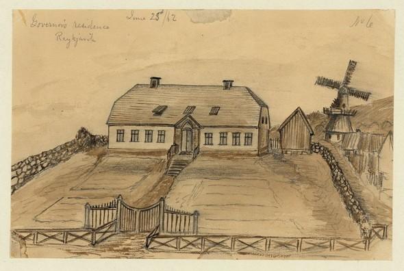 Исландия в середине XIX века: путевые рисунки американского дипломата. Изображение № 12.
