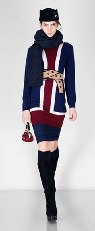 Как выбрать цвет одежды (советы профессионала). Изображение № 4.