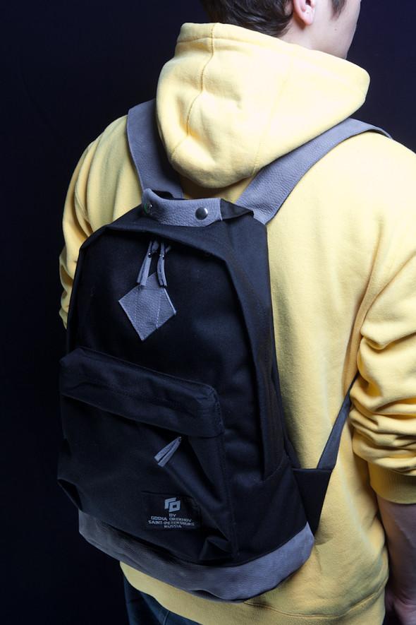 GOOD LOCAL — специальная серия рюкзаков Гоши Орехова. Изображение № 16.