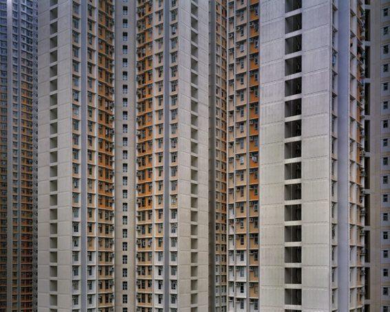 MIchael Wolf- бесконечные окна Гонконга. Изображение № 17.
