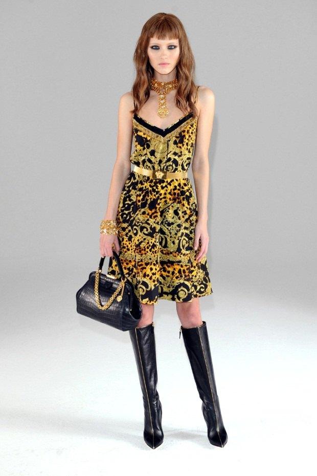Versace, Louis Vuitton и Robert Rodriguez показали предосенние коллекции. Изображение № 2.