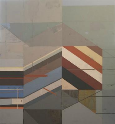 Точка, точка, запятая: 10 современных абстракционистов. Изображение № 50.