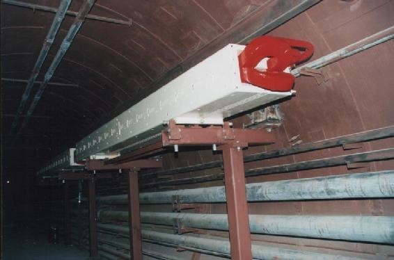 Заброшенный советский большой адронный коллайдер. Изображение № 27.