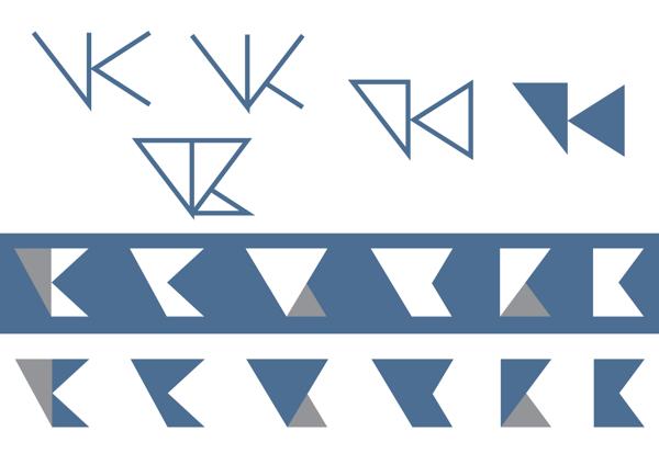 Конкурс редизайна: Новый логотип «ВКонтакте». Изображение № 5.