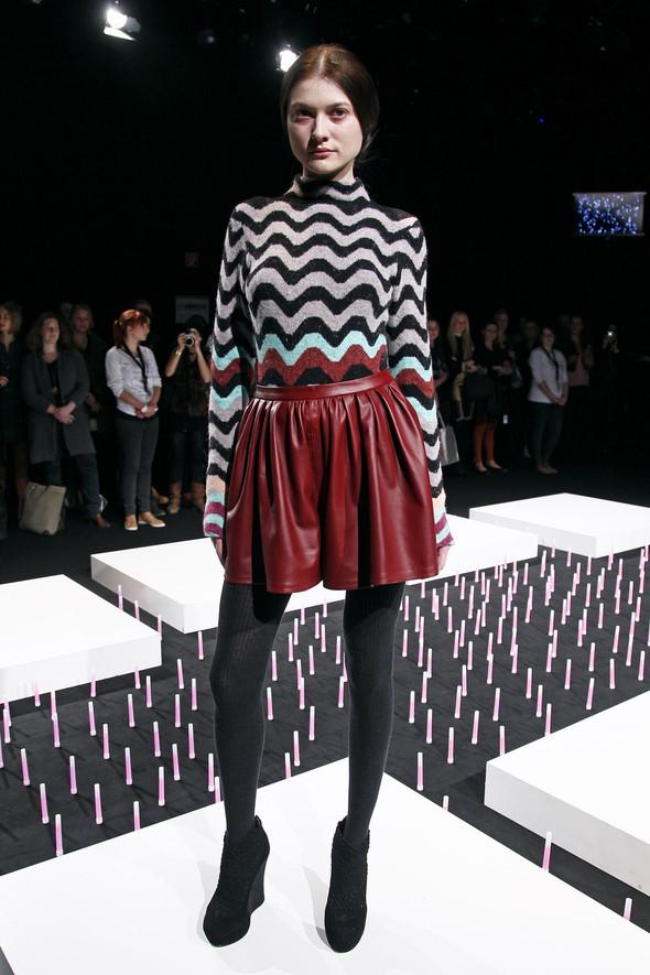 Berlin Fashion Week A/W 2012: Blame. Изображение № 2.