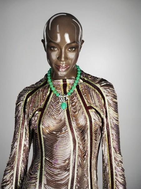 Съёмка: Naomi Campbell 4 Soon International Fall 2011. Изображение № 8.