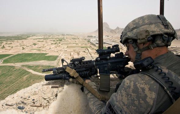 Афганистан. Военная фотография. Изображение № 69.