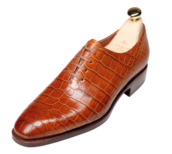 """Классическая обувь от испанских обувщиков """"Carmina Shomaker"""". Изображение № 4."""