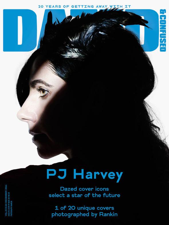 Обложки: 20 знаменитостей в объективе Ранкина для Dazed & Confused. Изображение № 20.