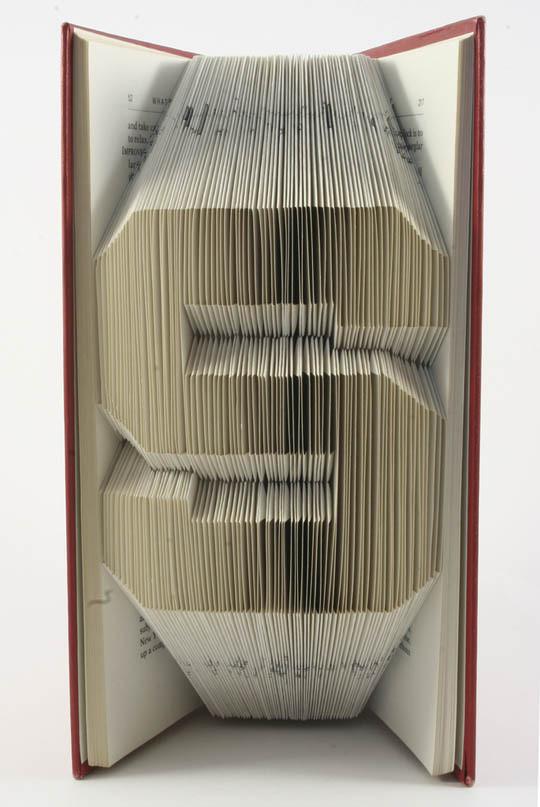 Изображение 5. Скульптуры из книг.. Изображение № 5.