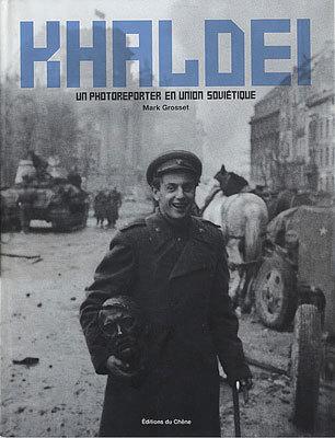 Евгений Халдей – знаменитый фоторепортер войны. Изображение № 27.