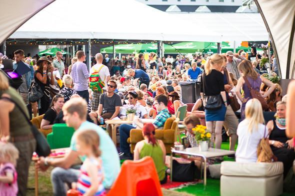 Flow Festival Helsinki. Изображение № 15.