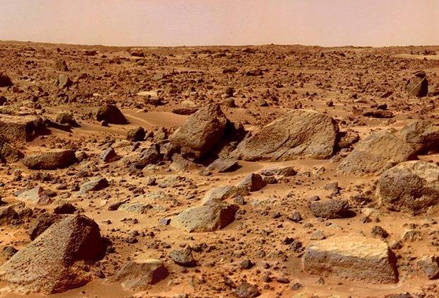 За доллар можно будет отправить своё фото на Марс. Изображение № 1.