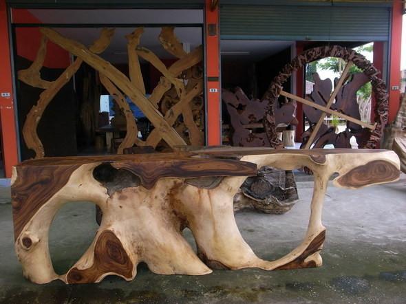 Jungle bar Барная стойка из джунглей. Изображение № 6.