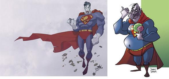 Что случается с супергероями, когда они на пенсии?. Изображение № 10.