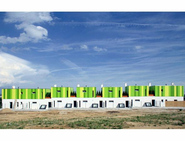 21 дом с террасами, Словакия. Изображение № 15.
