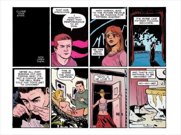 35 комиксов лета. Изображение № 49.