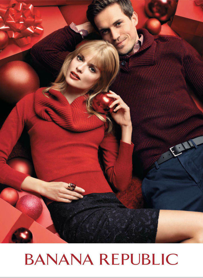 Вышли праздничные кампании Asos, H&M, Kira Plastinina и других марок. Изображение № 21.