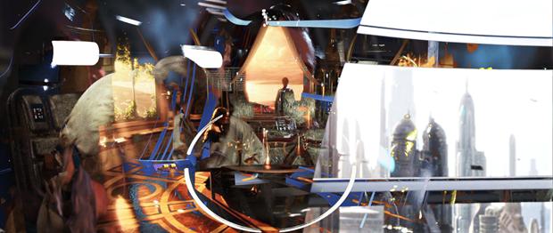 Режиссёр наложил все «Звёздные войны» друг на друга. Изображение № 18.