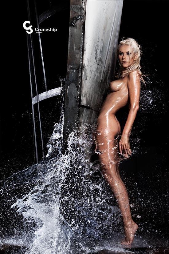 Nude Corporate Calendar 2010. Изображение № 20.