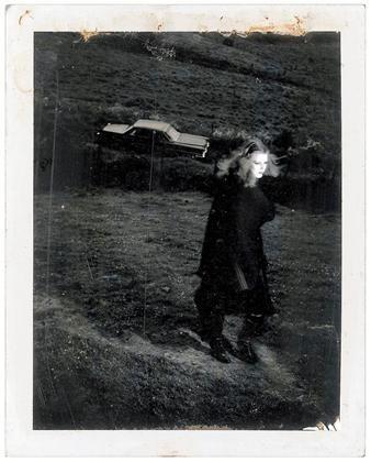 """67 Polaroids"" GuyBourdin. Изображение № 12."