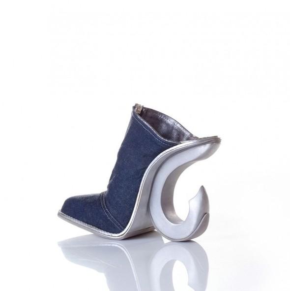 Новый дизайн обуви от Kobi Levi. Изображение № 2.