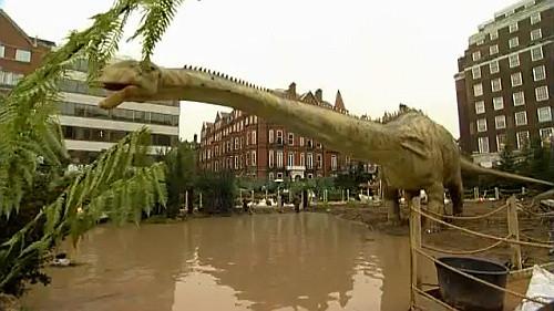 """""""Dinosaurs unleashed"""" или динозавры в Лондоне. Изображение № 14."""