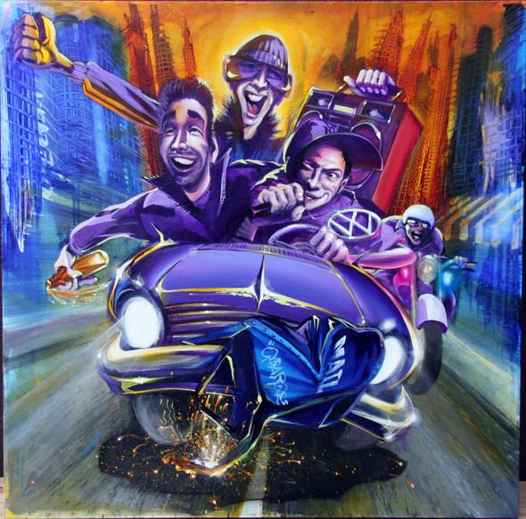 Beastie Boys правила жизни, esquire #43. Изображение № 21.