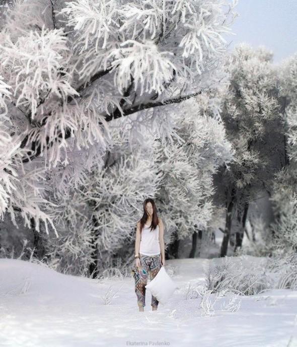 Зима от Ekaterina Pavlenko. Изображение № 4.